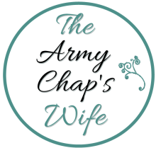 The Army Chap's Wife